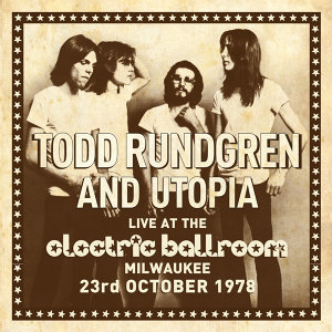 Todd Rundgren and Utopia アーティスト写真