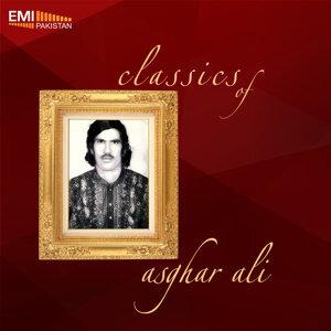 Asghar Ali 歌手頭像