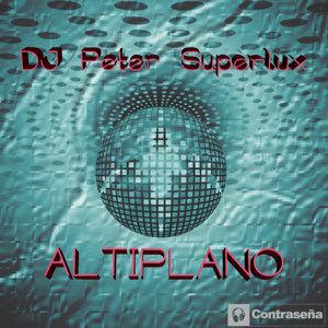 DJ Peter Superlux アーティスト写真
