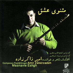 Amir Zakerzadeh アーティスト写真