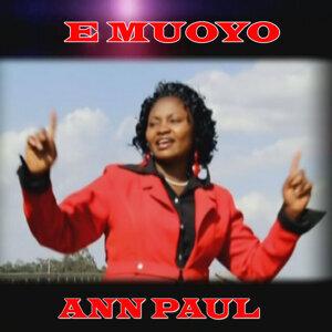 Ann Paul 歌手頭像