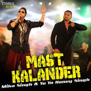 Mika Singh, Yo Yo Honey Singh 歌手頭像