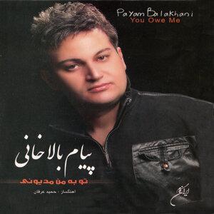 Payam Balakhani 歌手頭像