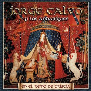 Jorge Calvo y los Andariques アーティスト写真