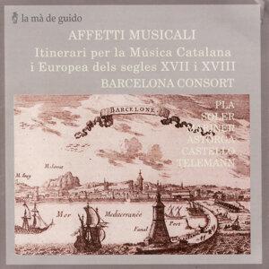 Barcelona Consort 歌手頭像
