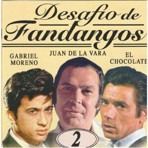 Gabriel Moreno, Juan de la Vara, El Chocolate アーティスト写真