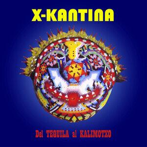 X-Kantina 歌手頭像