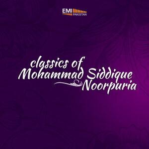 Mohammad Siddique Noorpuria アーティスト写真