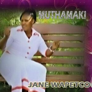Jane Wapetco 歌手頭像