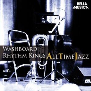 Washboard Rhythm Kings, Washboard Rhythm Band 歌手頭像