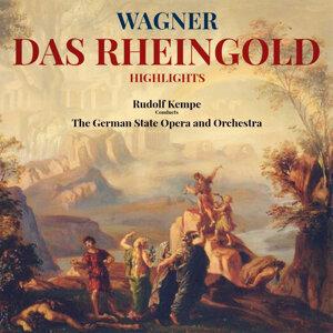Rudolf Kempe & The German State Opera 歌手頭像