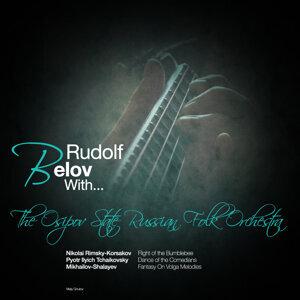 Rudolf Belov 歌手頭像