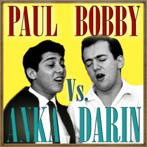 Paul Anka & Bobby Darin 歌手頭像
