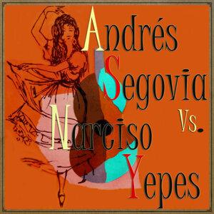 Andrés Segovia & Narciso Yepes 歌手頭像
