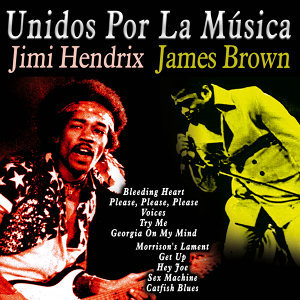 Jimi Hendrix|James Brown 歌手頭像