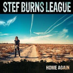 Stef Burns League アーティスト写真