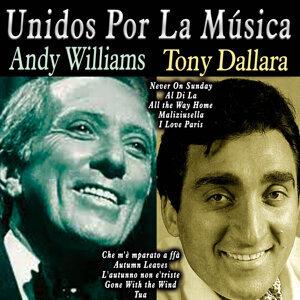 Tony Dallara|Andy Williams 歌手頭像