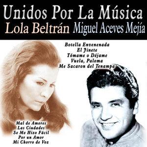 Lola Beltrán & Miguel Aceves Mejía 歌手頭像