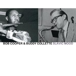 Bob Cooper & Buddy Collette アーティスト写真