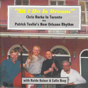 Chris Burke & Patrick Tevlin's New Orleans Rhythm アーティスト写真