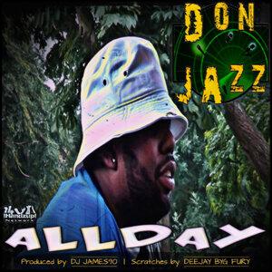 Don Jazz アーティスト写真