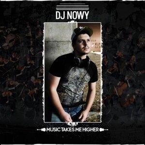 DJ Nowy アーティスト写真