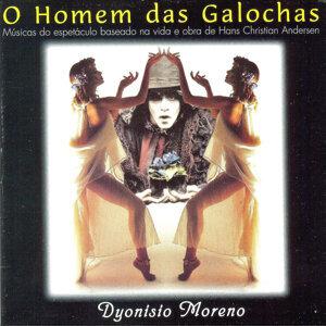 Dyonísio Moreno アーティスト写真