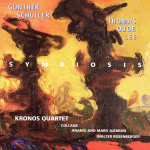 Kronos Quartet/Collage New Music Ensemble アーティスト写真