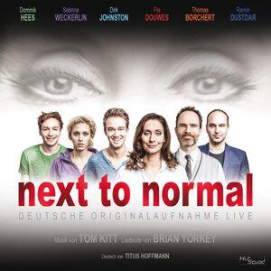 Next to Normal Original Cast Deutschland アーティスト写真