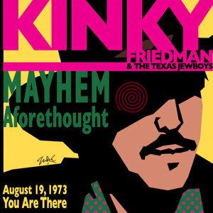 Kinky Friedman And The Texas Jewboys アーティスト写真