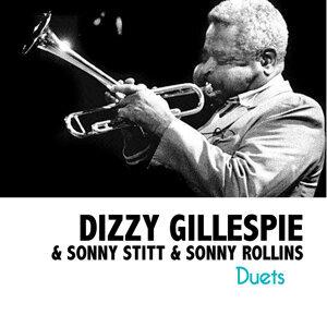 Dizzy Gillespie & Sonny Stitt & Sonny Rollins アーティスト写真