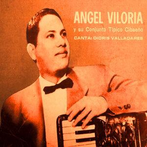 Angel Viloria  y su conjunto tipico cibaeño 歌手頭像