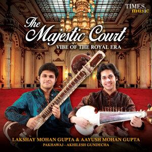 Lakshay Mohan Gupta, Aayush Mohan Gupta 歌手頭像