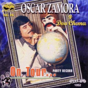 Oscar Zamora 歌手頭像
