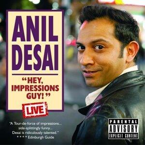 Anil Desai 歌手頭像