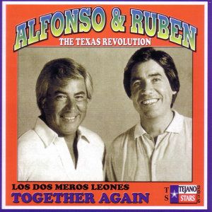 "Alfonso & Ruben ""The Texas Revolution"" アーティスト写真"