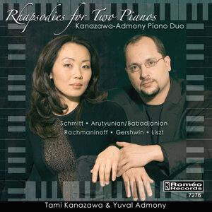 Tami Kanazawa & Yuval Admony 歌手頭像