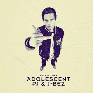 PJ & J-Bez アーティスト写真