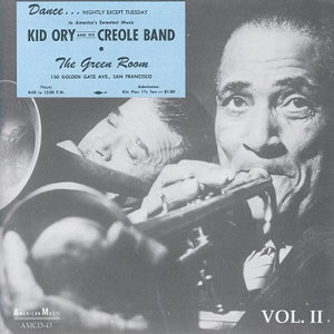 Kid Ory and his Creole Band アーティスト写真