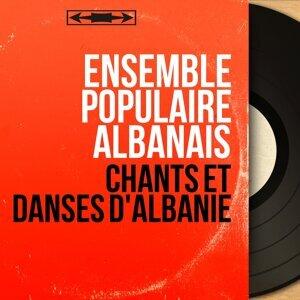 Ensemble populaire albanais アーティスト写真