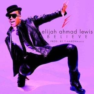 Elijah Ahmad Lewis アーティスト写真