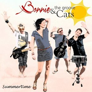 Bonnie & the groove Cats アーティスト写真
