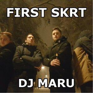 DJ Maru アーティスト写真