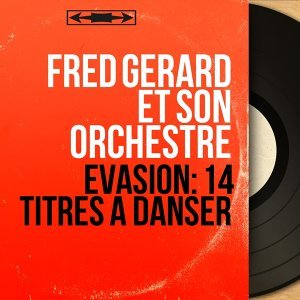 Fred Gérard et son orchestre アーティスト写真