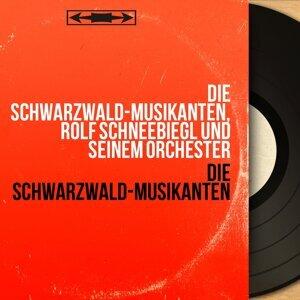 Die Schwarzwald-Musikanten, Rolf Schneebiegl und seinem Orchester アーティスト写真