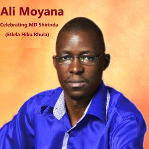 Ali Moyana 歌手頭像