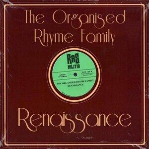 The Organised Rhyme Family アーティスト写真