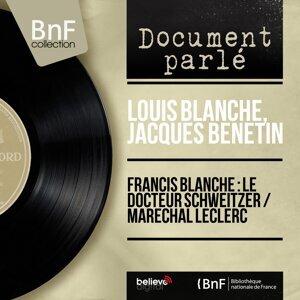 Louis Blanche, Jacques Bénétin 歌手頭像