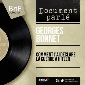 Georges Bonnet 歌手頭像
