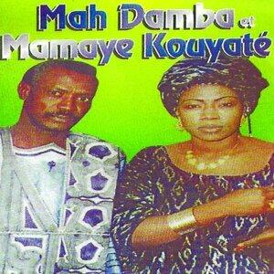 Mah Damba, Mamaye Kouyaté アーティスト写真